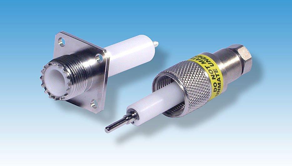 High Voltage Plugs : Power connectors