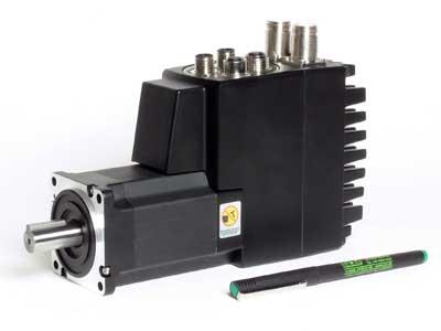 Servo motors for Jvl integrated servo motor