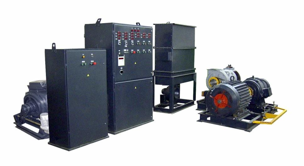Test benches for Electric motor test bench