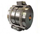 Flanged gear coupling